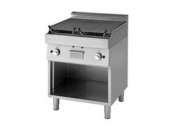ugostiteljska oprema, opremanje kuhinja, roštilj, profesionalni, plinski roštilj, Modular, 70/70 GRL, kamen, lava