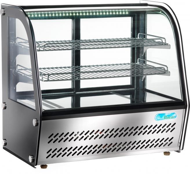 ugostiteljska oprema, oprema za slastičarnice, rashladna vitrina, FORCAR, VPR100, VPR120, VPR160