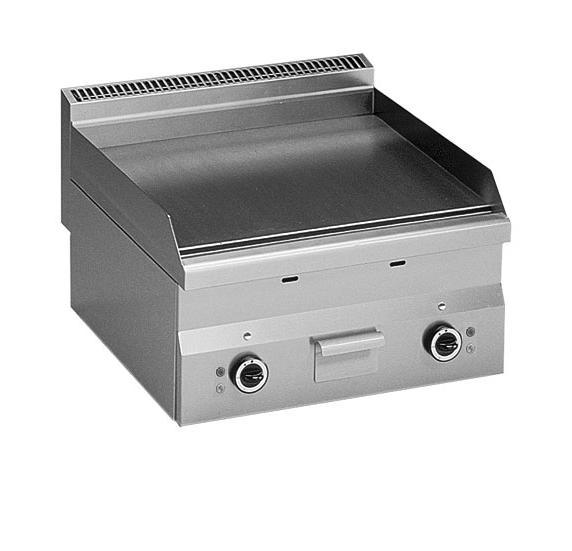 ugostiteljska oprema, električni roštilj, Modular, 60/60 FTE