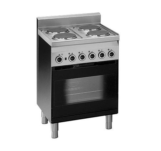 Profesionalni električni štednjak, Modular, 60/60 CFE