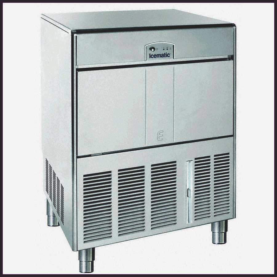 ugostiteljska oprema, hladnjak, oprema za ugostiteljstvo, opremanje, kuhinje, ledomat, Icematic, E 75