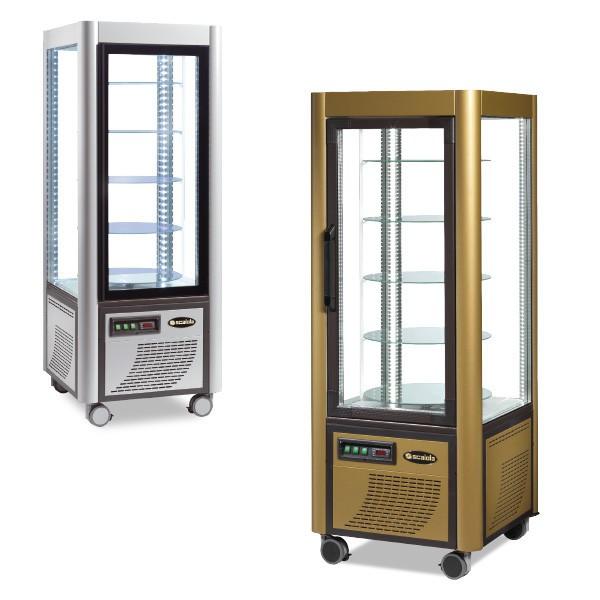 ugostiteljska oprema, vitrina za kolače, oprema za slastičarnice, SCAIOLA, ERG 400,