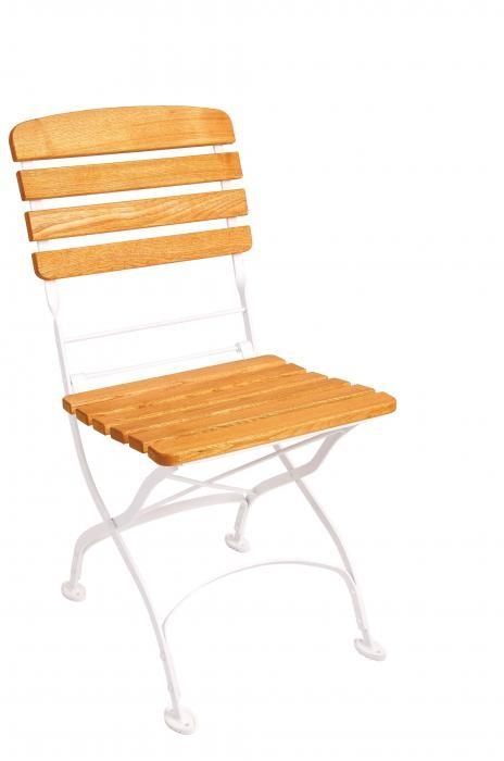 stolica, LONDON, kovano željezo, pocinčana konstrukcija, bagrem, drvo