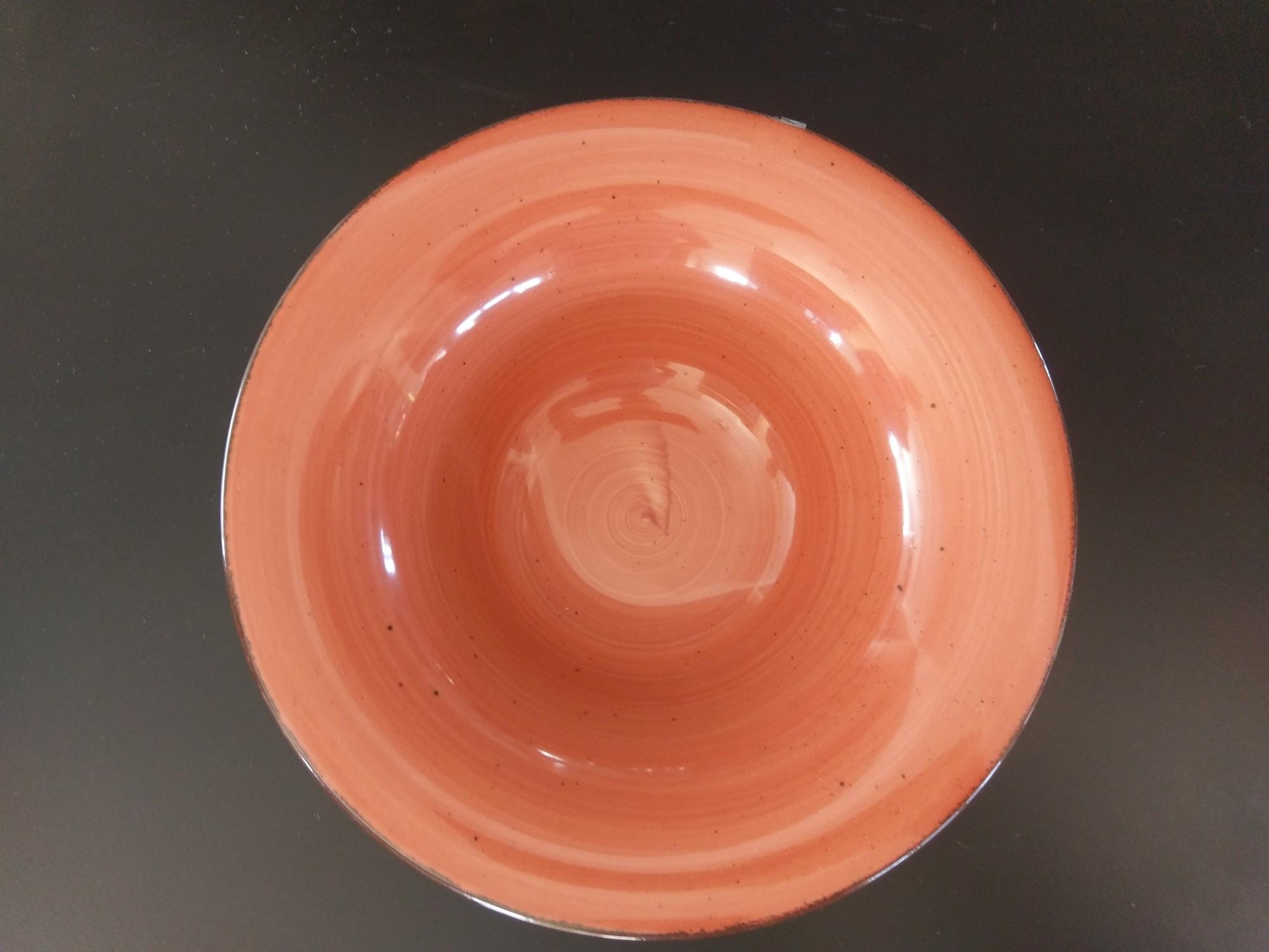 porculan, Lubiana, Jupiter, porculan u boji, tanjur u boji, tanjur za tjesteninu