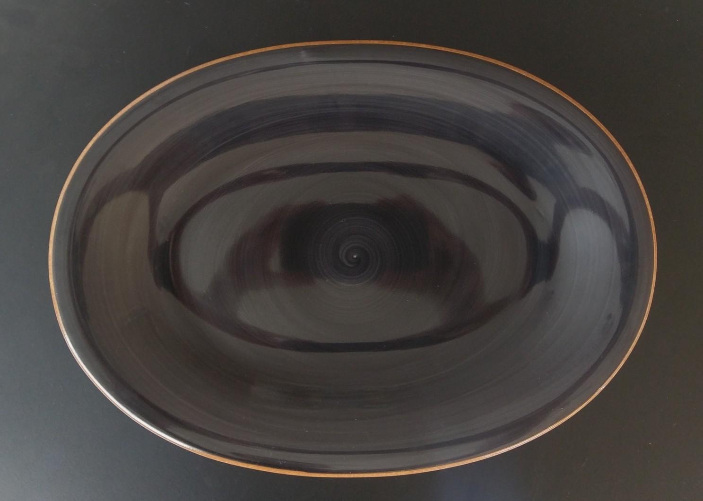 porculan, Lubiana, Jupiter, porculan u boji, oval u boji